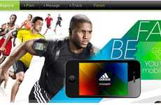 Athletic Training Apps - The Adidas 'miCoach' Personal Trainer Helps Keep You in Shape