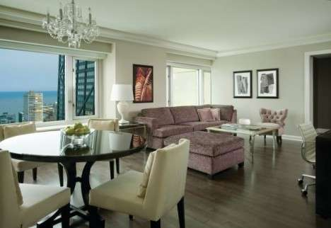 Allergy-Free Hotel Rooms - The Four Seasons in Chicago Offers a Hypoallergenic Suite