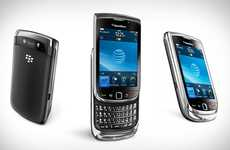 Sleek Slidable Phones - The BlackBerry Torch is Fit for Cellphone Lovers Everywhere