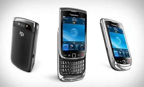 The BlackBerry Torch is Fit for Cellphone Lovers Everywhere