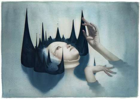 Unearthly Illustrations