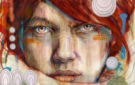 Highly Expressive Portraits