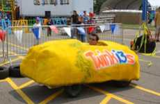 Deep Fried Autos - The Twinkie-Mobile is the Sweetest Ride on the Block