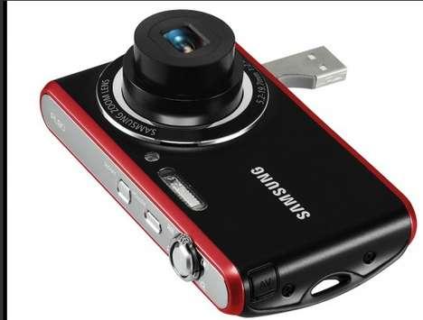 USB-Embedded Cameras