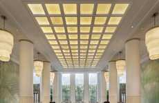 Glamorous Spa Hotels - The Peninsula Shanghai is Luxurious Art Deco Accommodation