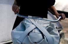 Stylish Dutch Bike Bags - Saskia Korver's Bicycle Bag is Perfect for Chic Cyclists