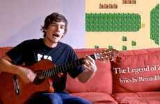 Gamer Theme Song Mash-Ups