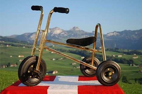 Gold-Plated Trikes