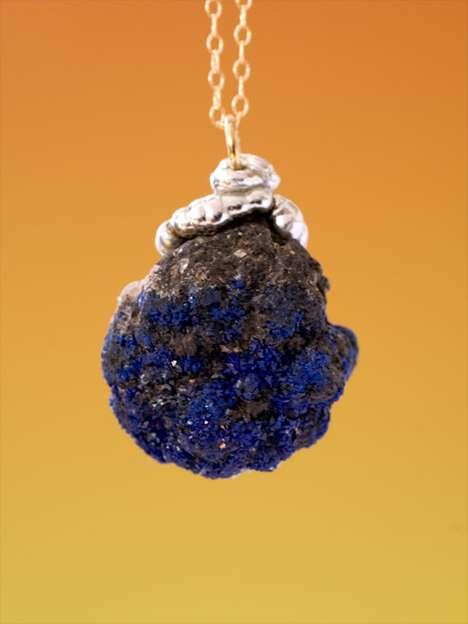 Chromatic Stone Necklaces