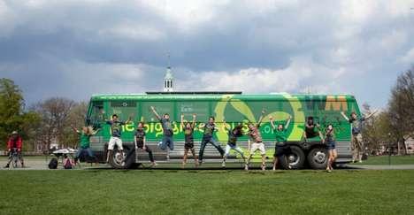 Biofuel Buses