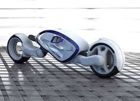 Zero-Emission Racing Bikes