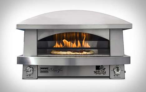 The Kalamazoo Outdoor Pizza Oven Turns You Into a Pizza Chef