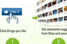 Preference-Based Networking - 'Getglue' Helps You Find Others With Your Loves and Interests