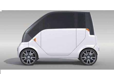 Electric Micro Cars
