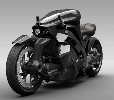 Aerodynamic Muscle Bikes