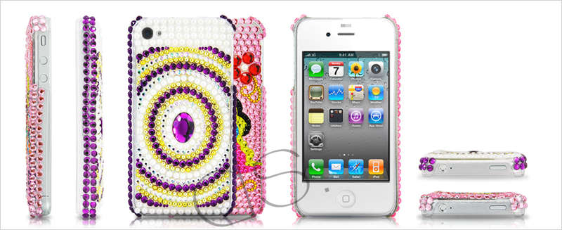 Bedazzled iPhone Covers
