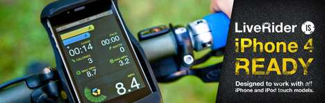 Calorie-Tracking Bike Apps