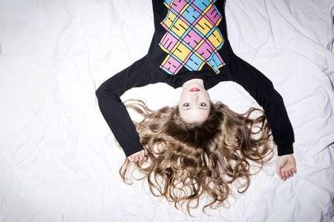 Printed Pastel Sweaters