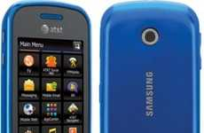 Live TV Smartphones - The Samsung Eternity II Can Stream Shows Using FLO TV