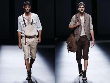 Contemporary Countryside Menswear