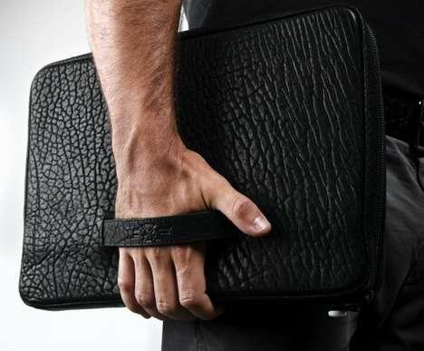 Animal-Skinned iPad Sleeves