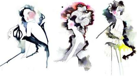 15 Fierce Fashion Illustrations