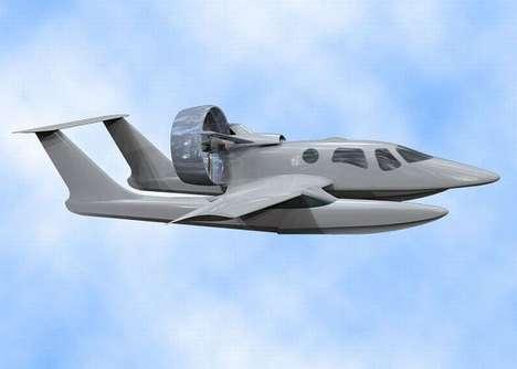 Jet Boat Seaplanes