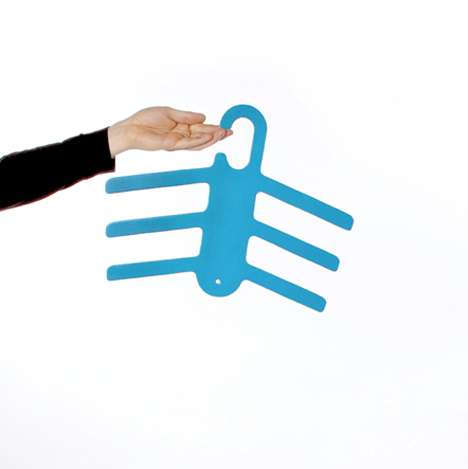 Multi-Armed Clothes Hangers