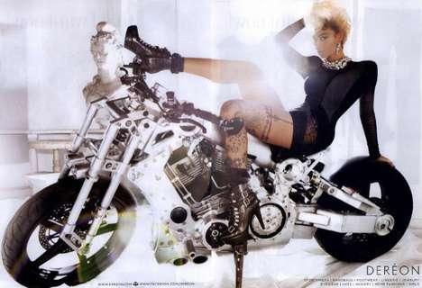 Tough Chick Biker Photos