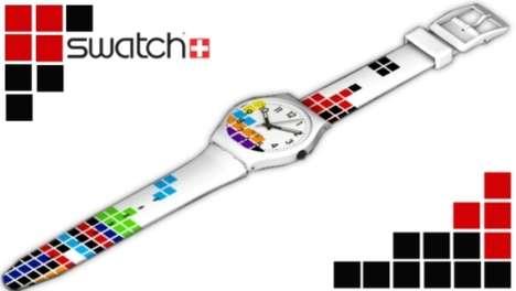 Retro Gamer Watches