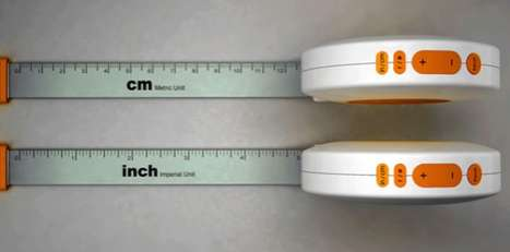 Metric Conversion Tape Measures