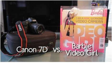 Ironic Camera Comparisons