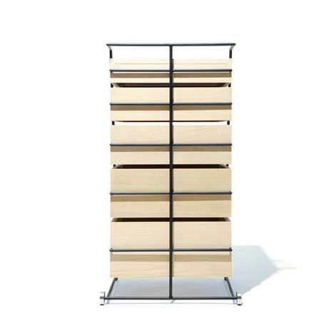 Rolling Storage Spaces
