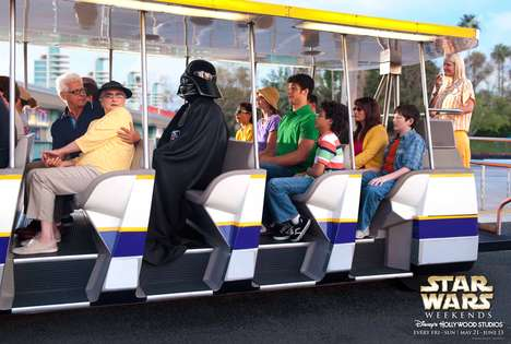 The Disney 'Star Wars' Weekends Ad is Fun for Everyone