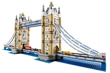 Building Block Landmarks