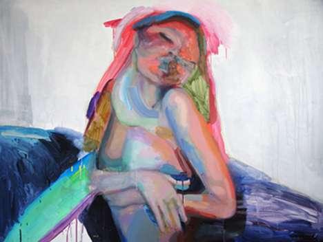 Distorted Watercolors