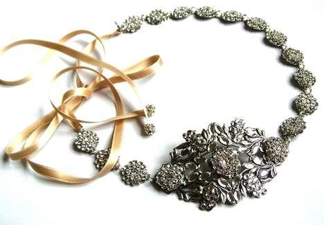 Blushing Bridal Jewelry