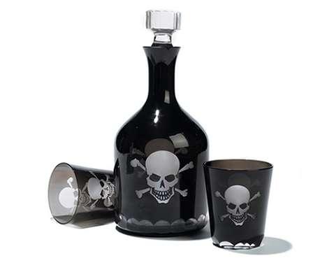 Skeletal Drinkware
