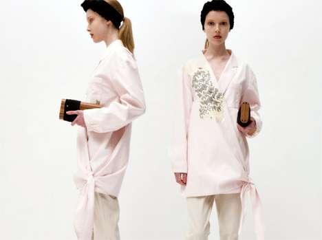 Embroidered Eco Fashion