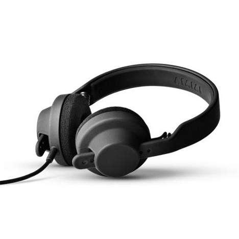 Monolithic Headphones