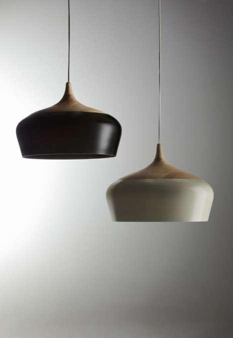 Wooden Mushroom Headlights