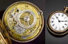 Antique Literary Timepieces - The Scriblerus Club Pocket Watch was Gifted by Jonathan Swift