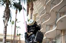 Cardboard Cosplayers - Alexander Lam Makes a One-of-a-Kind Shogun Vader Costume