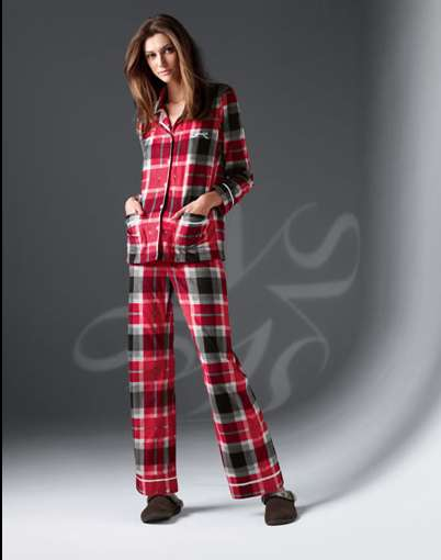 Designer Flannel Fashion