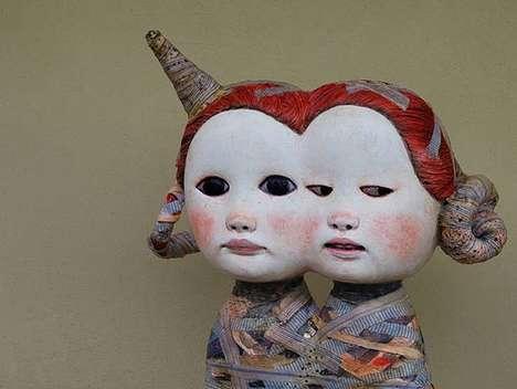 Double Headed Dolls