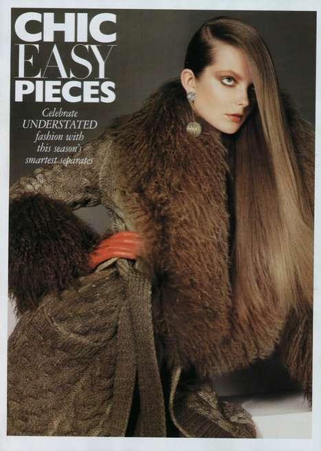 Long Shiny Hairtorials