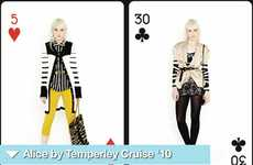 Playing Card Lookbooks