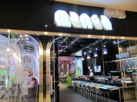 Anime-Themed Restaurants