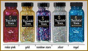 Glittering Horse Hooves - These 'Twinkle Glitter' Gels Will Add Some Shine to Your Stable