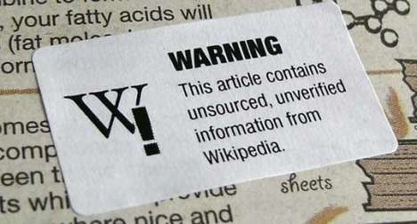 Journalism Warning Labels May Prevent you from a Bad Read